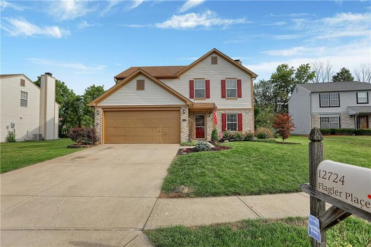 12724 Flagler Place Indianapolis, IN 46236   MLS 21662815   photo 1