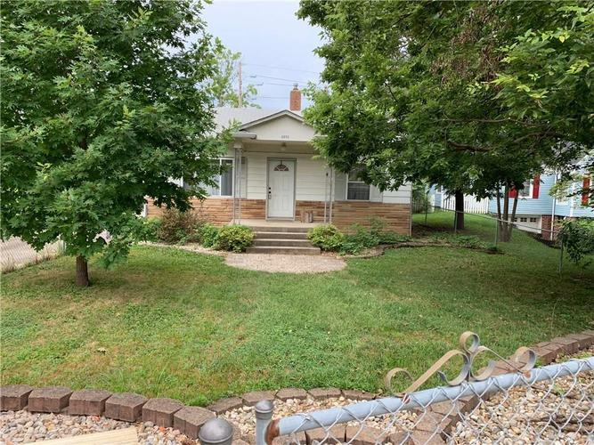4258 Bowman Avenue Indianapolis IN 46227 | MLS 21662824 | photo 1