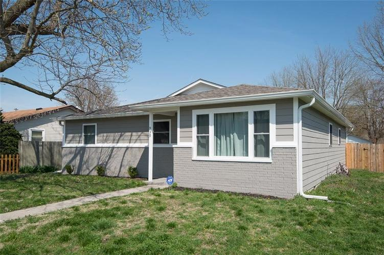939 S Lincoln Street Martinsville, IN 46151 | MLS 21662890