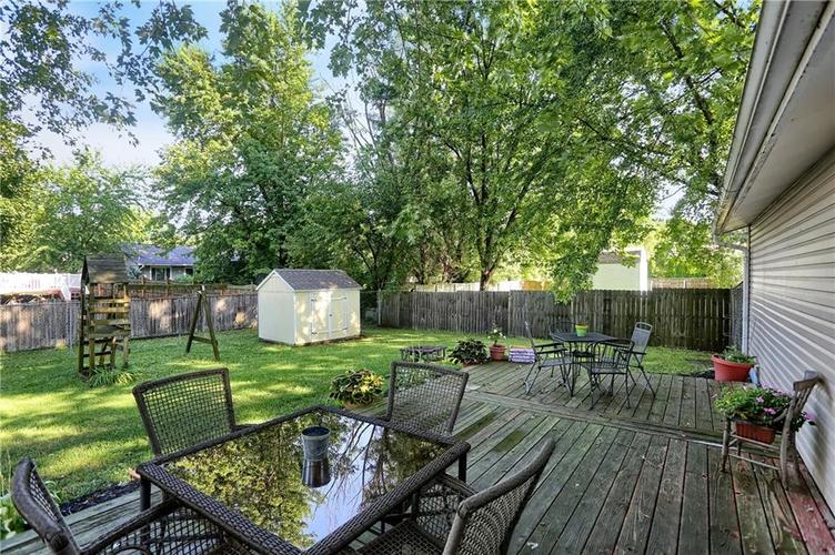 144 Plymouth Rock Court Greenwood, IN 46142   MLS 21662904   photo 14