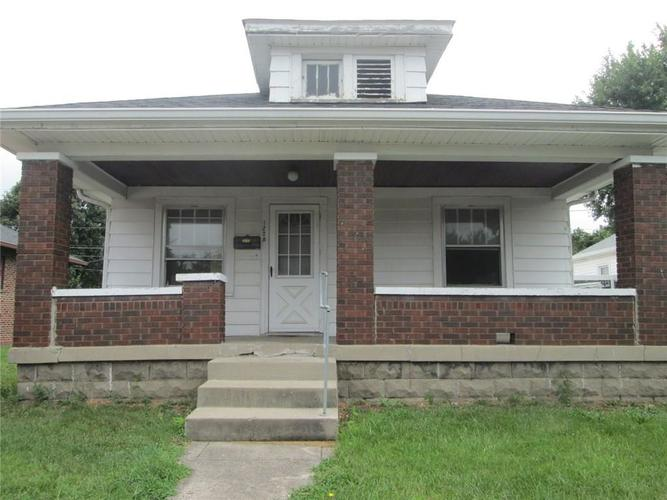 1228 N Euclid Avenue Indianapolis IN 46201 | MLS 21662979 | photo 1