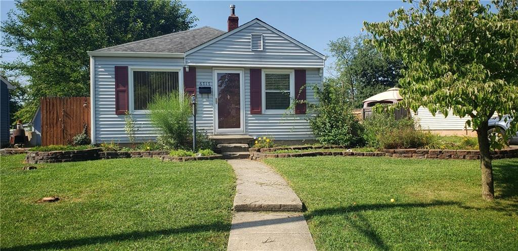 6717 E 19TH Street Indianapolis, IN 46219 | MLS 21662985
