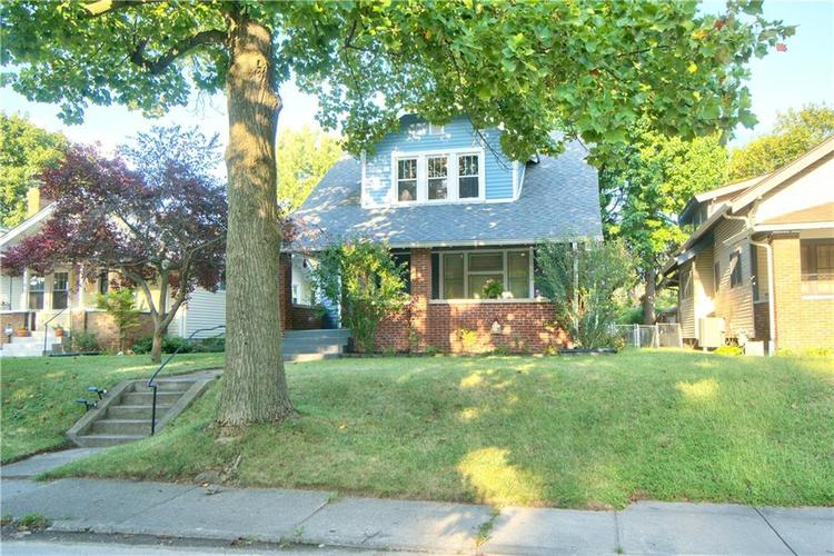 745 N Bancroft Street Indianapolis IN 46201 | MLS 21663091 | photo 1