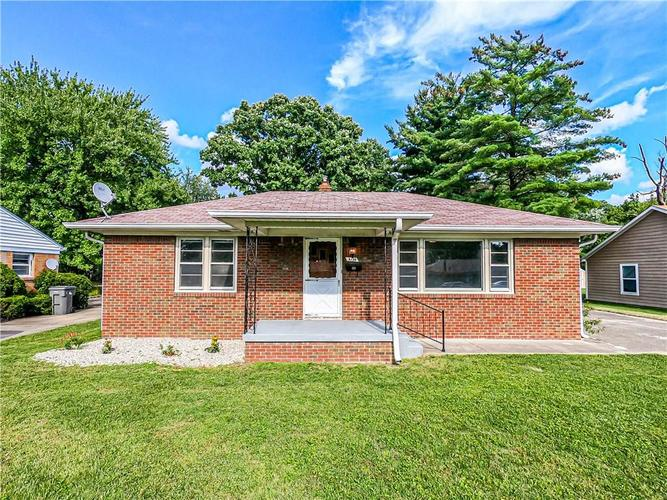 2139 N BOLTON Avenue Indianapolis, IN 46218 | MLS 21663154 | photo 1