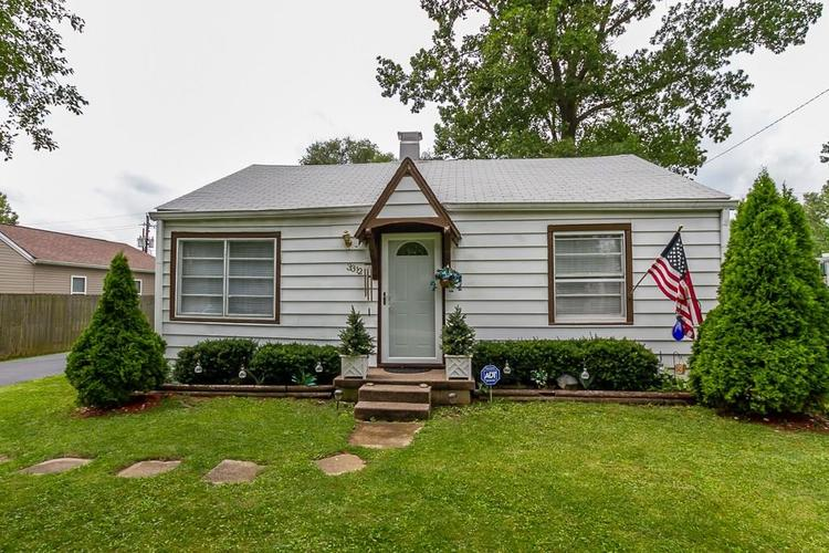 3312  Olive Street Indianapolis, IN 46227 | MLS 21663171