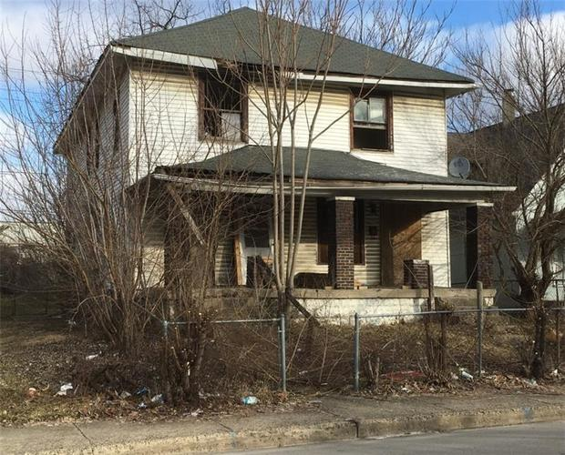 2652  Brookside Avenue Indianapolis, IN 46218 | MLS 21663244