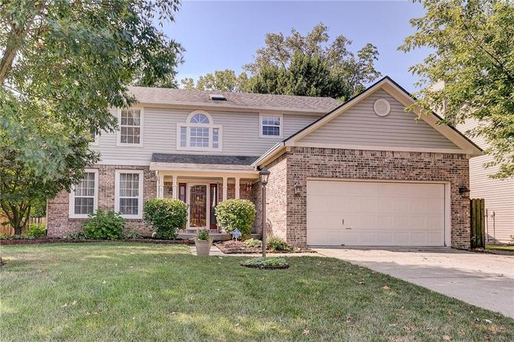 6343  Creekview Lane Fishers, IN 46038 | MLS 21663323