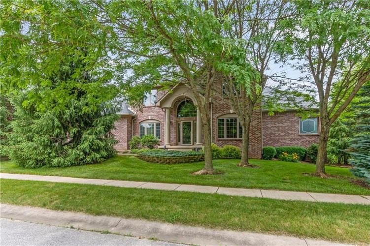 10940  Pine Meadow Circle Indianapolis, IN 46234 | MLS 21663351