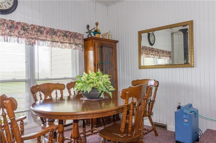 1221 W 1100 North Fountaintown, IN 46130 | MLS 21663369 | photo 22
