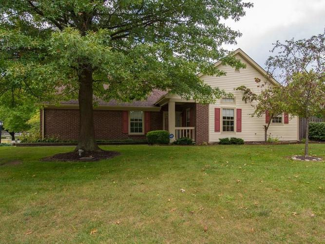 1018  Belmont Circle Indianapolis, IN 46280   MLS 21663446
