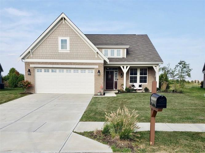 8759 N Brookside Boulevard McCordsville, IN 46055 | MLS 21663455 | photo 1
