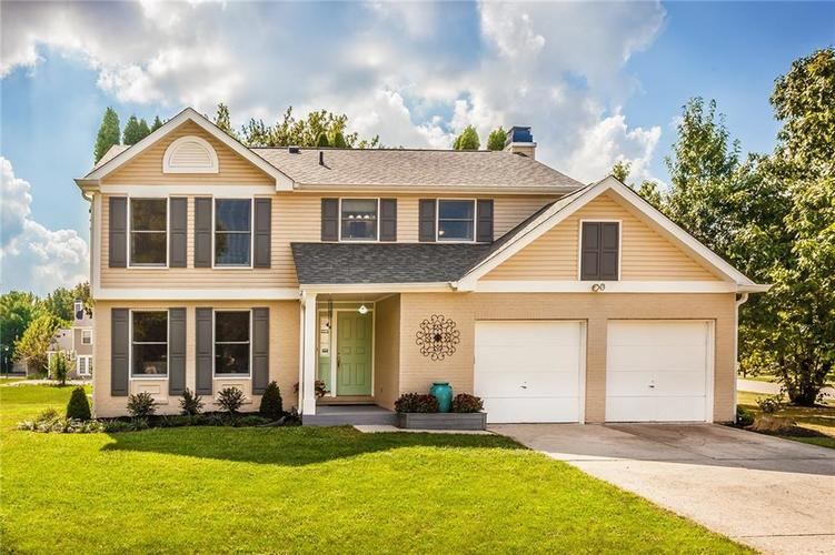 5235  WOODCREEK Court Carmel, IN 46033 | MLS 21663494