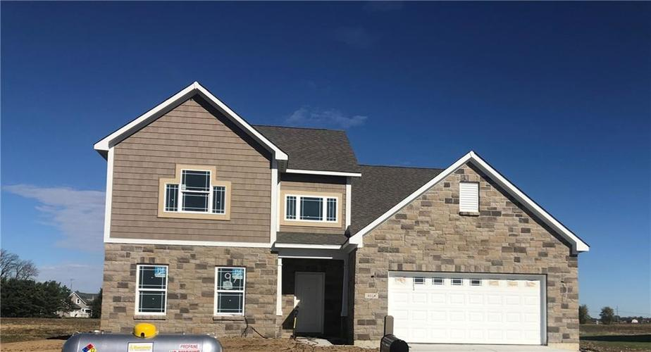 4618 Otway Lane W New Palestine, IN 46163 | MLS 21663530 | photo 1
