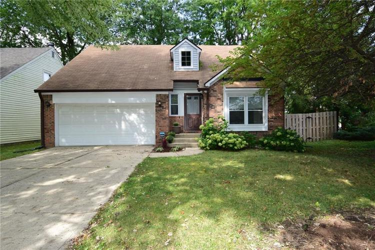 7782 Park North Court Indianapolis IN 46260 | MLS 21663532 | photo 1