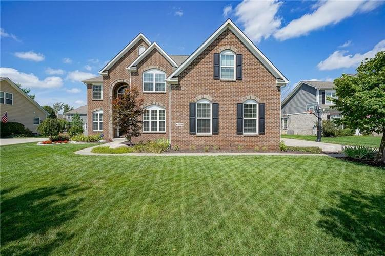 13890  Vincent Drive Fishers, IN 46055 | MLS 21663550