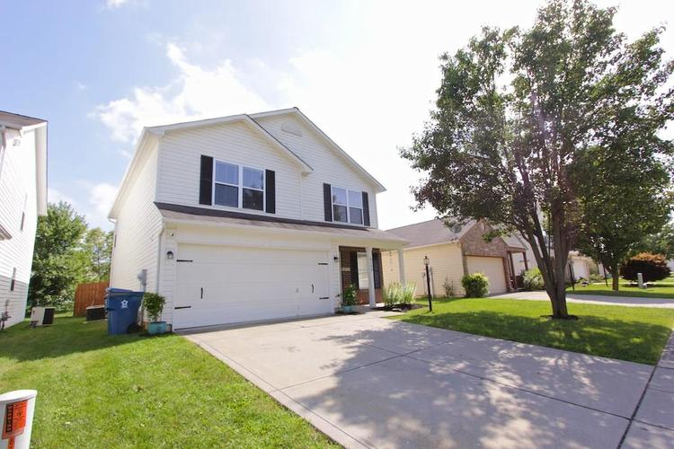 8123 CORKTREE Drive Indianapolis, IN 46239   MLS 21663565   photo 2