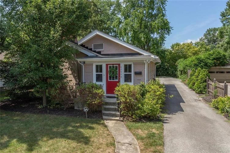 6264 N Central Avenue Indianapolis, IN 46220 | MLS 21663623