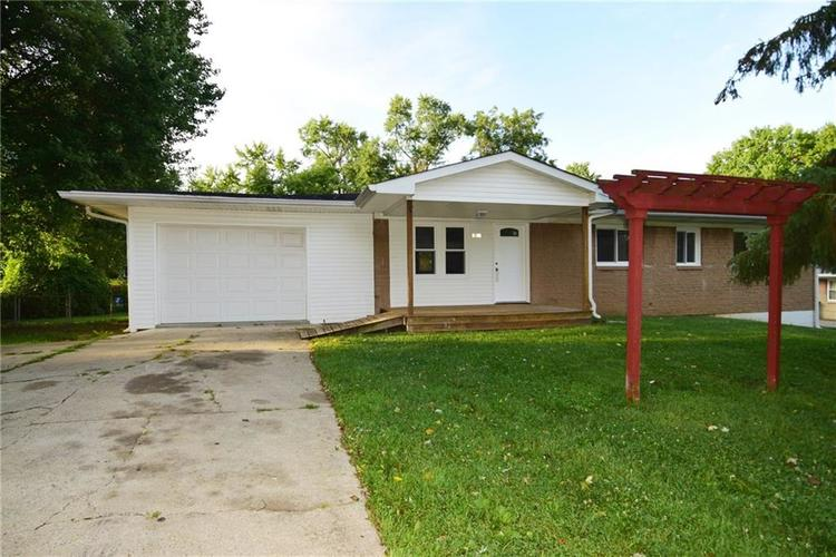 6820 W 11th Street Indianapolis, IN 46214 | MLS 21663706