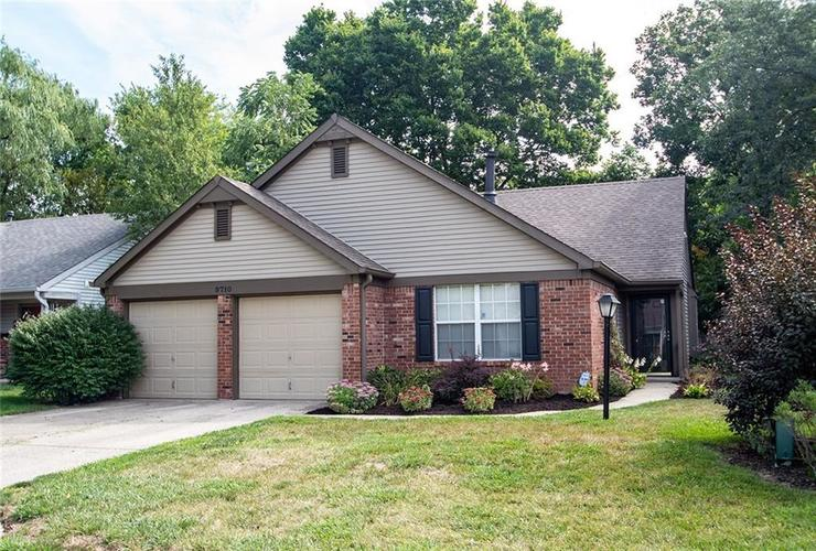 9710 River Oak Ln Fishers, IN 46038 | MLS 21663767 | photo 1