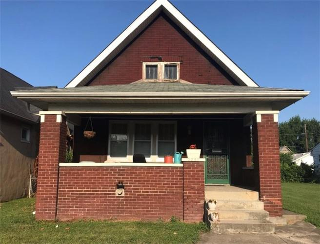2240 UNION Street Indianapolis IN 46225 | MLS 21663795 | photo 1