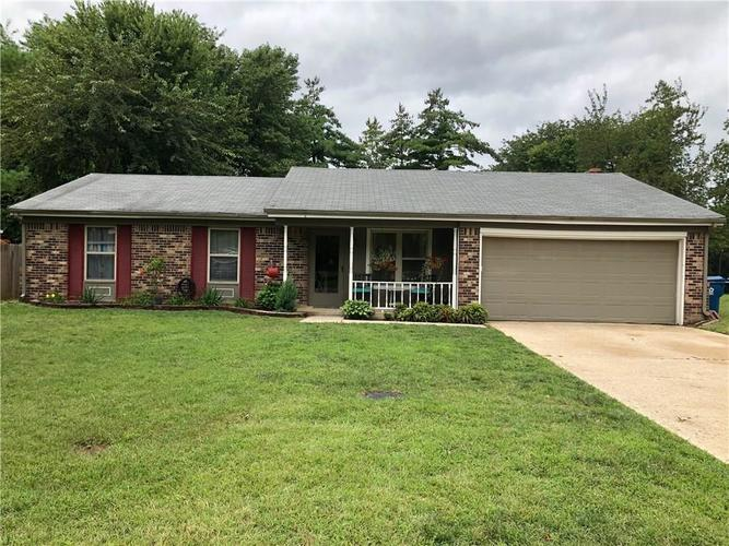 7508  Moultrie Drive Indianapolis, IN 46217   MLS 21663796