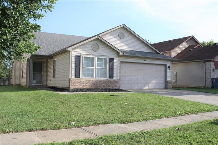 8446  Country Meadows Drive Indianapolis, IN 46234 | MLS 21663834