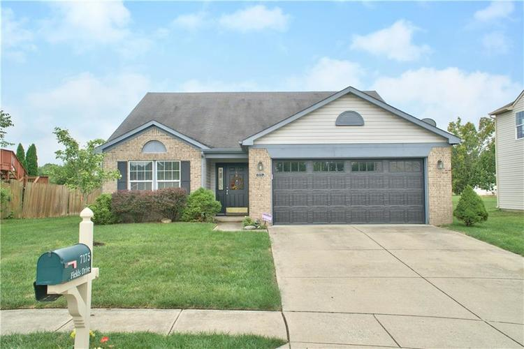 7175 Fields Drive Indianapolis, IN 46239 | MLS 21663846 | photo 1