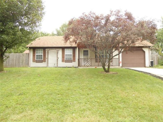 4405  Tucson Drive Indianapolis, IN 46241 | MLS 21663885
