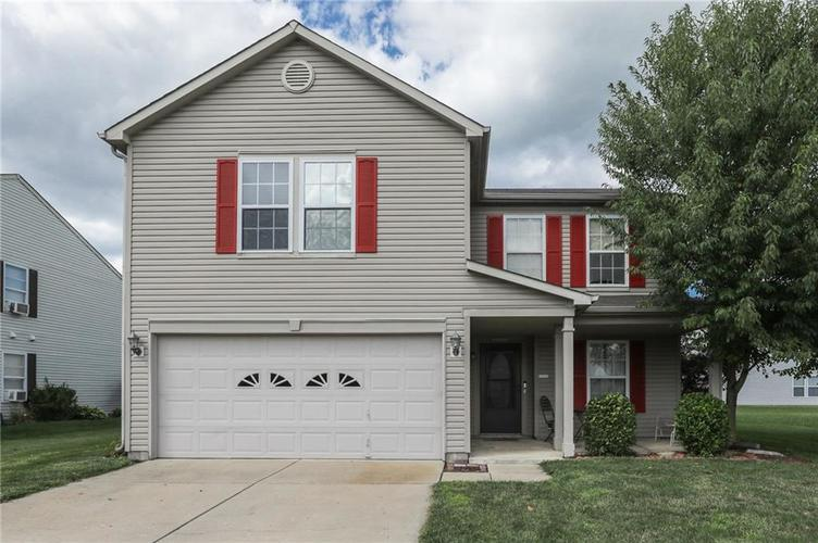 6644  Olive Branch Court Indianapolis, IN 46237 | MLS 21663932