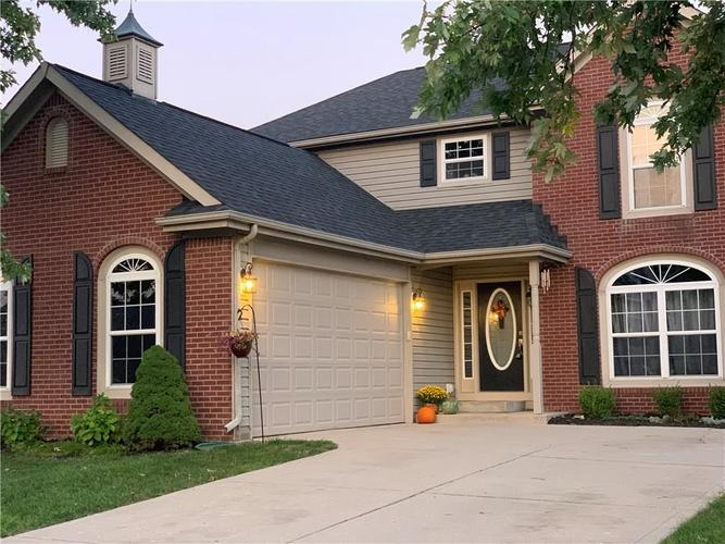 275 Lazy Hollow Drive Brownsburg, IN 46112   MLS 21664028   photo 1