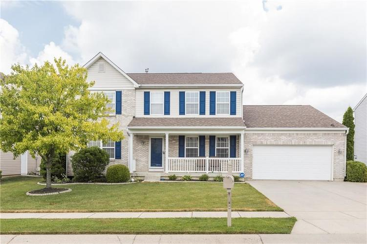 250  GREEN MEADOW Drive Indianapolis, IN 46229 | MLS 21664053