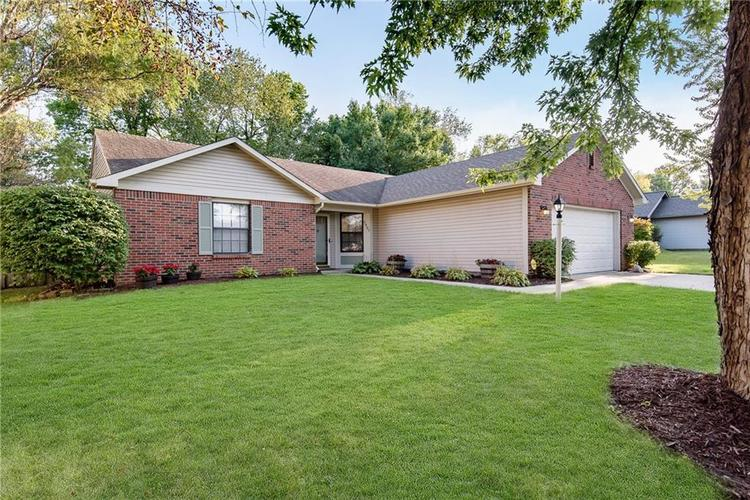 5497  Pine Hill Drive Noblesville, IN 46062 | MLS 21664064