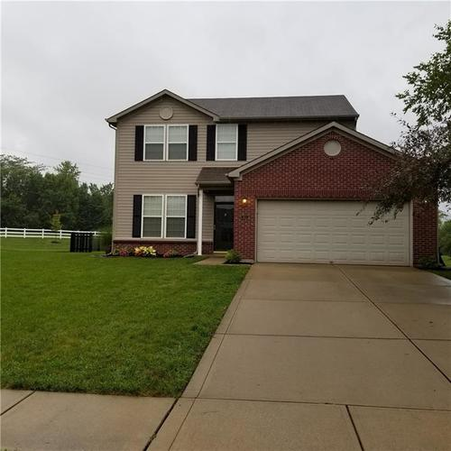 9119 Crocus Court Camby, IN 46113 | MLS 21664067 | photo 1