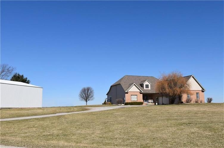 9778 E County Road 600  Kirklin, IN 46050 | MLS 21664097
