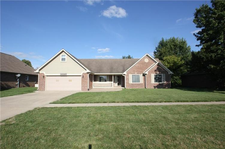 1101 S Odell Street Brownsburg IN 46112 | MLS 21664102 | photo 1