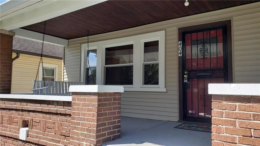 404 N Wallace Avenue Indianapolis, IN 46201   MLS 21664107   photo 3