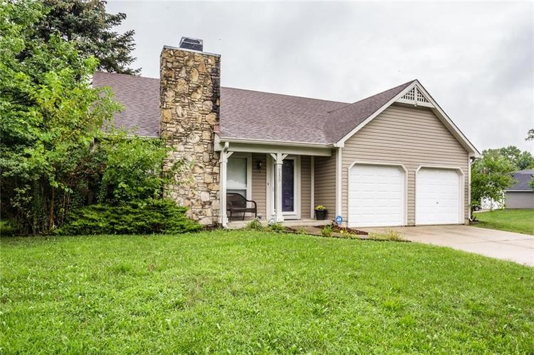 9150 FIRESIDE Court Indianapolis, IN 46250   MLS 21664113   photo 3