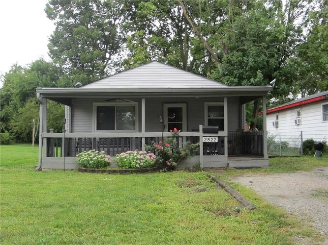 2822  Tindall Street Indianapolis, IN 46203 | MLS 21664148