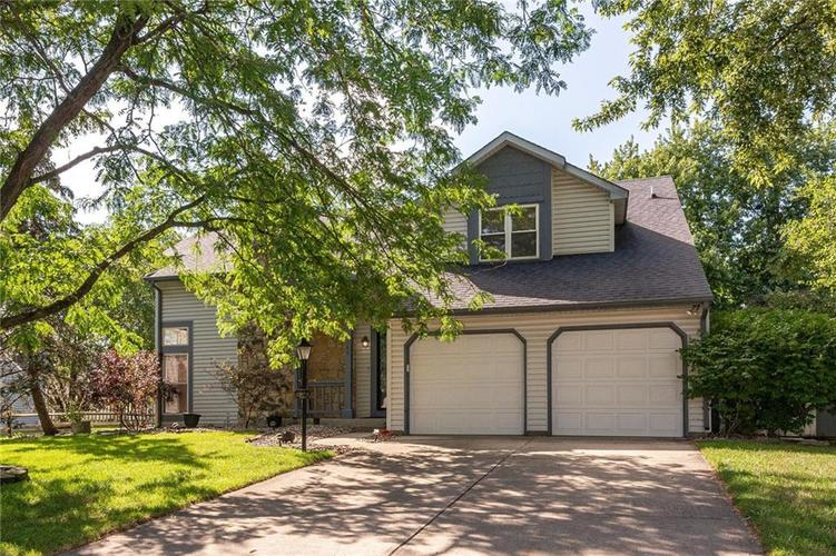 9264 Fireside Drive Indianapolis, IN 46250   MLS 21664186   photo 1