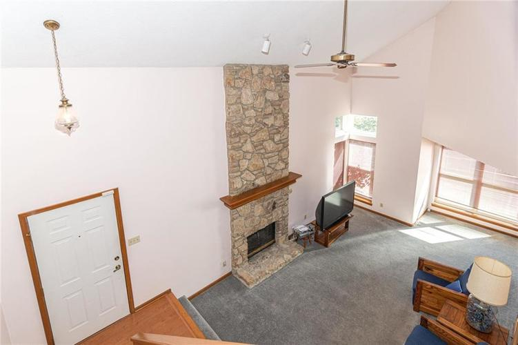 9264 Fireside Drive Indianapolis, IN 46250   MLS 21664186   photo 16