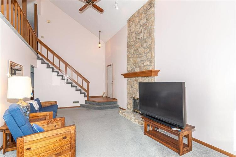 9264 Fireside Drive Indianapolis, IN 46250   MLS 21664186   photo 5