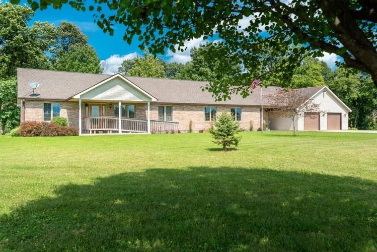 13000 E Stanley Road Selma, IN 47383 | MLS 21664197