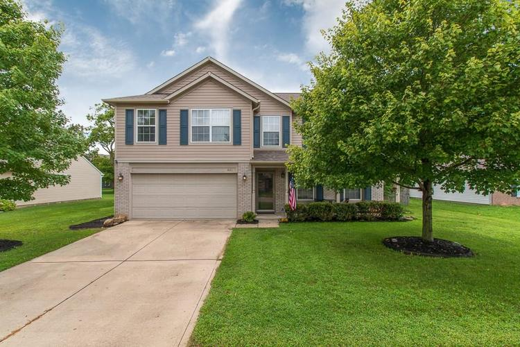 1652 Turning Leaf Drive Franklin, IN 46131   MLS 21664231   photo 1