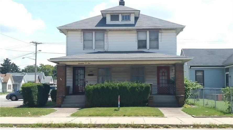 1705 S East Street Indianapolis IN 46225 | MLS 21664238 | photo 1