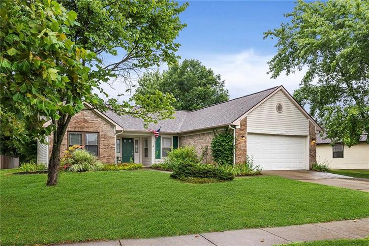 12412  Gann Court Indianapolis, IN 46236 | MLS 21664277