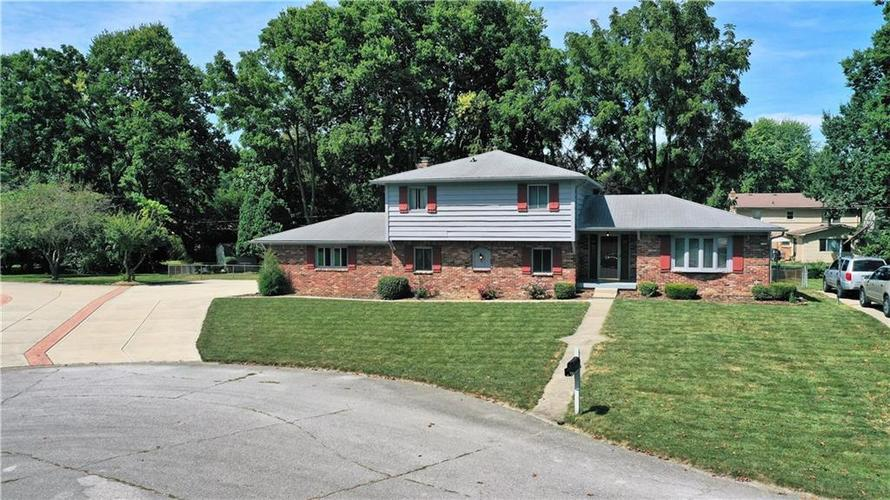 412 E Ralston Road Indianapolis IN 46227 | MLS 21664289 | photo 1