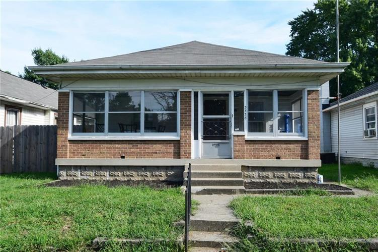 3338 W Wilcox Street Indianapolis, IN 46222 | MLS 21664364