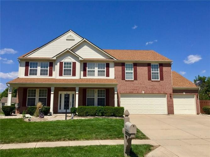8086  Meadow Bend Lane Indianapolis, IN 46259 | MLS 21664402