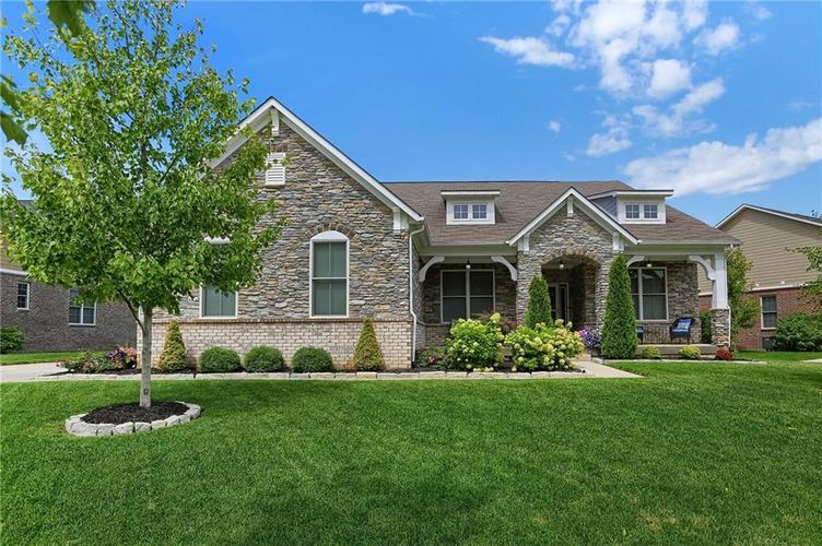 6154  Ruthven Drive Noblesville, IN 46062 | MLS 21664425