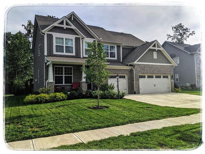 5661  Peaking Fox Drive Indianapolis, IN 46237 | MLS 21664442